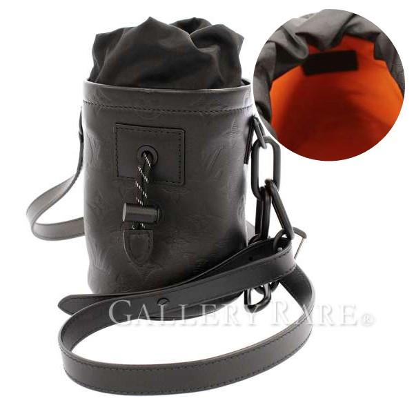 ac577b847f Louis Vuitton shoulder bag monogram shadow chalk nano bag M44628 LOUIS  VUITTON Vuitton bag