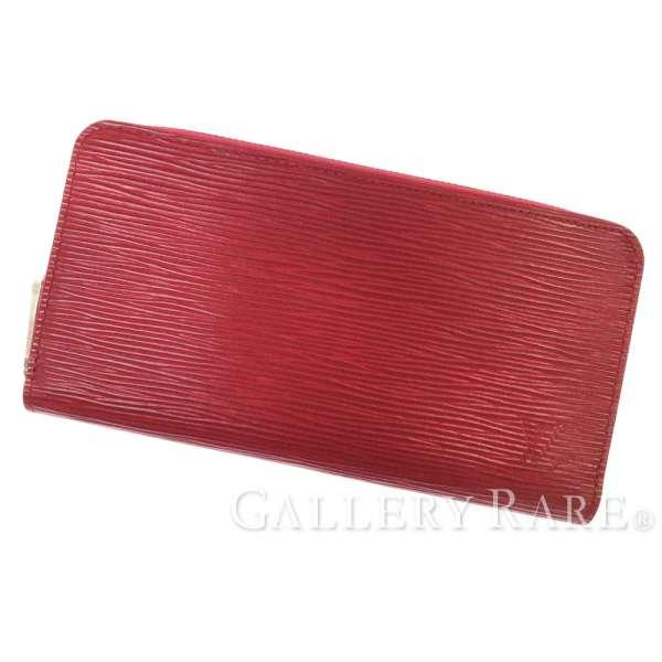 ルイヴィトン 長財布 エピ ジッピー・ウォレット M68626 LOUIS VUITTON ヴィトン 財布