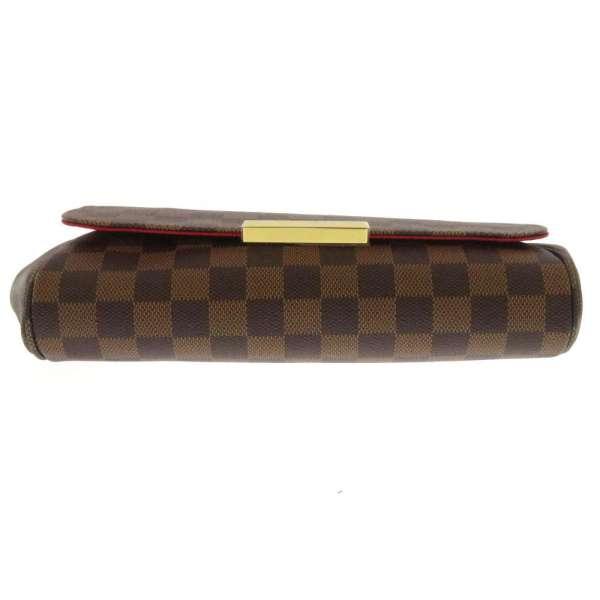 Louis Vuitton shoulder bag Damier favorite MM N41129 LOUIS VUITTON Vuitton bags