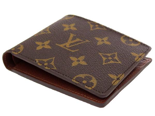 3d74bc378bb5 Louis Vuitton wallet モノグラムポルトフォイユ ミュルティプル M60895 LOUIS VUITTON Vuitton men  billfold folio wallet