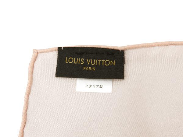 Louis Vuitton 围巾围巾树干 M73985 路易威登路易 · 威登