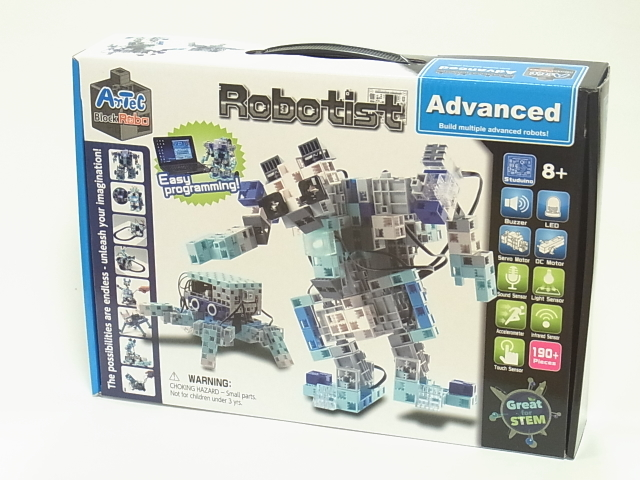 Robotist Advanced (로보틱 스 사전)