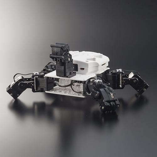 「KXR-L4T-R」カメ型・ローバー型ロボット組立キット