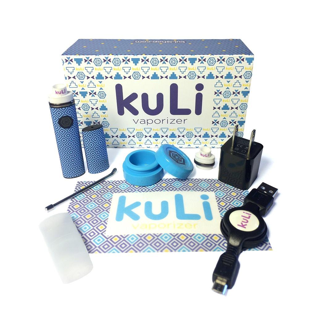 KULI VAPORIZERクリーヴェポライザー/blue