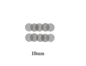 【喫煙スクリーン】パイプ/アミ/ステンレススチール10mm(10枚)スクリーン(ガラスパイプ/ボング/ガラパイ/水パイプ)