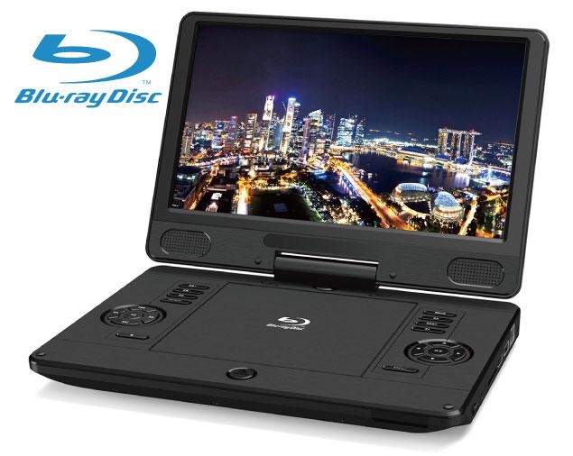 手軽にブルーレイ DVDを楽しめるハイコストパフォーマンス充電バッテリー搭載 ポータブルプレーヤー感謝を込めて 送料無料 でお届け中 クーポン配布中 ストア ポータブルBlu-rayプレーヤー 11.6インチ ポータブルブルーレイプレーヤー ポータブルブルーレイディスクプレーヤー DVDプレーヤー 無料サンプルOK BD CDの再生が可能余計な機能を省いたので安い Blu-rayプレイヤー充電バッテリー搭載簡単操作 DVD