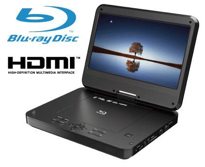 手軽にメディア再生を楽しめるハイコストパフォーマンス充電バッテリー搭載 車載バッグ付き ポータブルプレーヤー感謝を込めて 買取 送料無料 でお届け中 クーポン配布中 ポータブルBlu-rayプレーヤー 10.1インチ NEW DVD簡単操作 ポータブルDVDプレーヤーBlu-ray ポータブルブルーレイプレーヤー DVD ポータブルブルーレイプレイヤー BD CDの再生が可能シンプル設計余計な機能を省いたので安い