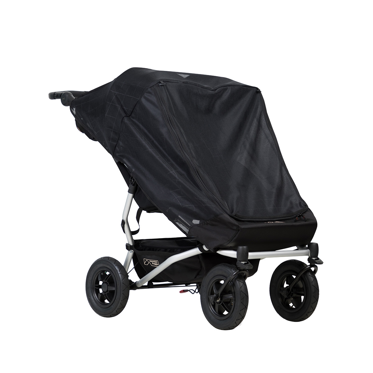 Mountain Buggy Duetsun coverデュエット サンカバー