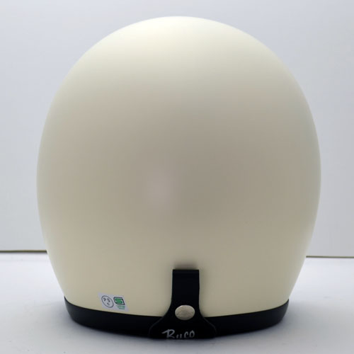 Motorcycle helmets BUCO Collaboration 6th BUCO-plane model MAT IVORY (L~XL)size
