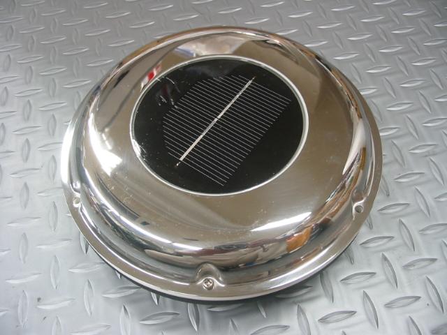 ソーラーベンチレーター/215mm