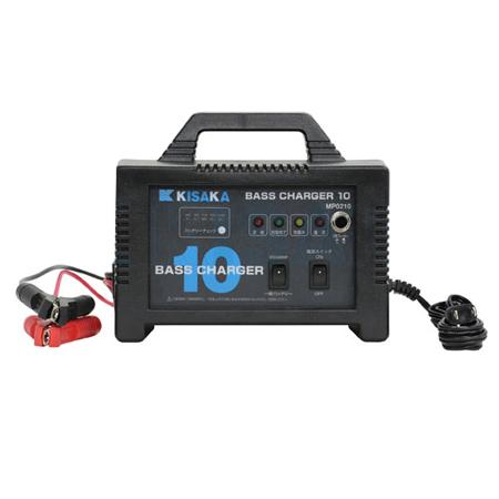 バスチャージャー10/バッテリー充電器