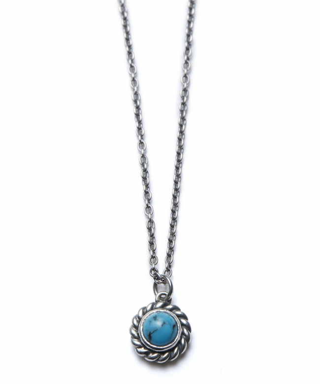 CRIMIE(クライミー) ストーンネックレスSTONE NECKLESS(BLUE) %ACC CRIMIE2019定番