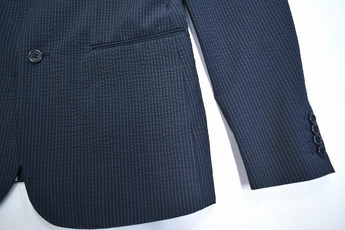SHIPLEY&HALMOS( Shipley & Hull muslin) 2011 2B stripe jacket 38