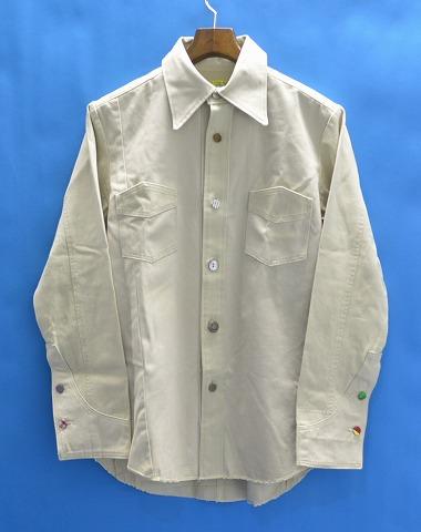 【中古】 2-TACS (ツータックス) リメイクシャツ REMAKE SHIRT
