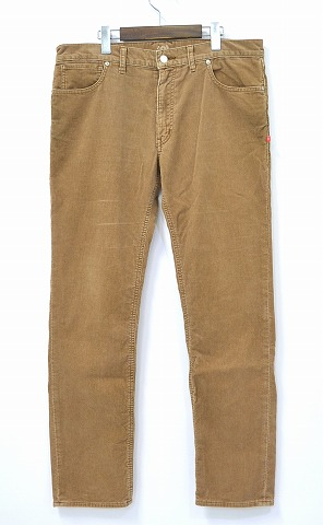 【中古】BEDWIN & THE HEARTBREAKERS (ベドウィン&ザ・ハートブレイカーズ) 10/L TAPERED FIT CORDUROY PANTS