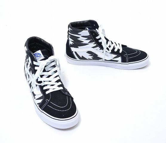 d683d3f6c9 VANS (vans) x ELEY KISHIMOTO (ilirximoto) SK8-Hi Reissue skating high Flash  WHITE BLACK US10 Flash   white   black sneakers vans