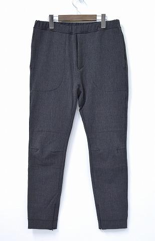 【新品】bukht (ブフト) SWEAT PANTS スウェットパンツ 15AW BIRDSEYE 1(M)