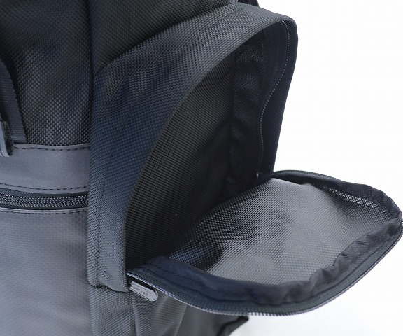 Manhattan Portage BLACK LABEL (black label Manhattan Portage) TWIN ISLAND BACKPACK backpack BLACK black backpack CORDURA BALLISTIC NYLON Cordura ballistic nylon passage