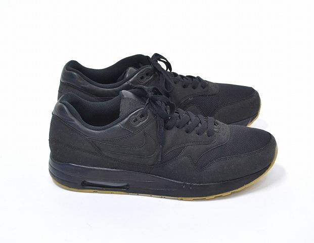 best sneakers 24c5f 02535 (apathy) × NIKE (Nike) AIR MAXIM 1 APC SP air maximum special BLACK US11  Black  gum sole sneakers running shoes air max A.P.C.+NIKE  Rakuten  Global Market