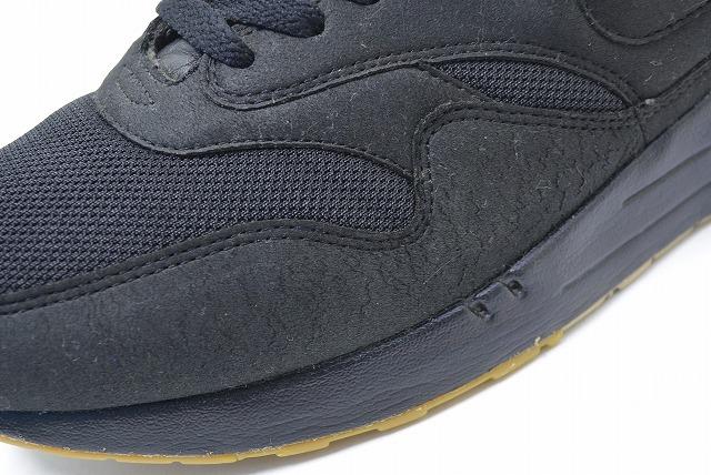new styles 08cf9 09b8d (apathy) × NIKE (Nike) AIR MAXIM 1 APC SP air maximum special BLACK US11  Black   gum sole sneakers running shoes air max A.P.C.+NIKE