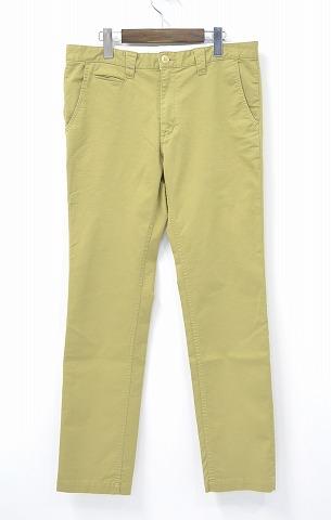 【中古】RHC Ron Herman (ロンハーマン) CHINO PANTS チノパンツ BEIGE M ベージュ STRETCH ストレッチ California カリフォルニア SLIM スリム Trousers トラウザー