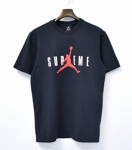 4535be214c8 Supreme×Jordan Brand (Supreme x Jordan brand) Jordan Tee short sleeve  printed T ...