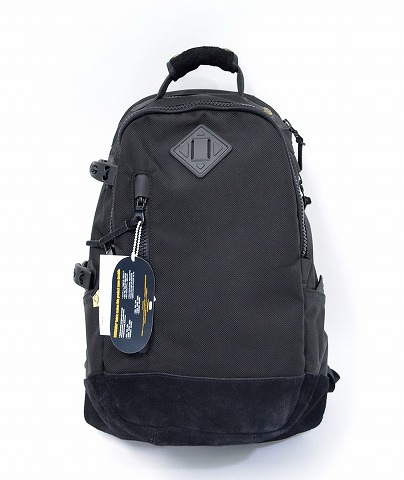 6a146616ad69 used select shop Greed  BLACK BACKPACK RUCK rucksack ballistic visvim