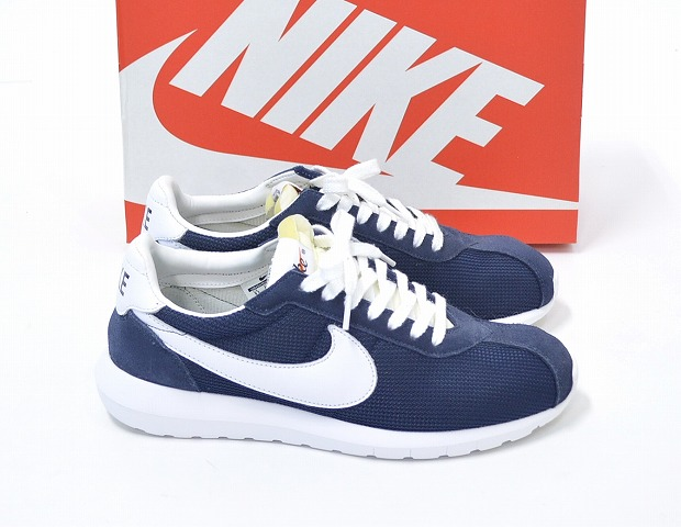3379e14ba5e60 used select shop Greed  NIKE (Nike) ROSHE LD-1000 QS Ros sneakers running  shoes OBSIDIAN WHITE US9.5 Obsidian Navy white retro