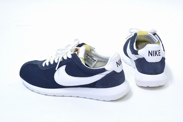 newest 2d4e1 30ad2 ... NIKE (Nike) ROSHE LD-1000 QS Ros sneakers running shoes OBSIDIAN WHITE  ...