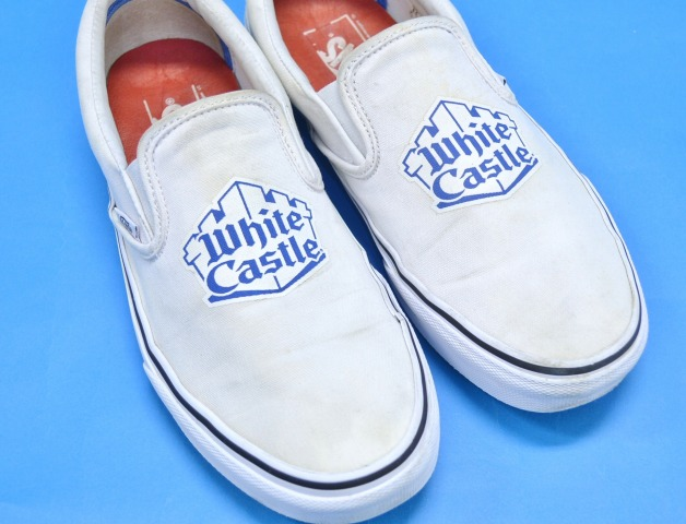 SUPREME x VANS×White Castle (Supreme x vans x White Castle) SLIP ON 3930c68b7