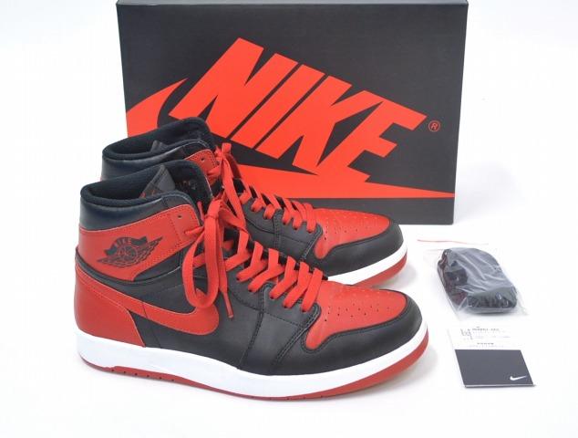 super popular 39f4d aa68f NIKE (Nike) AIR JORDAN 1 RETRO HIGH THE RETURN