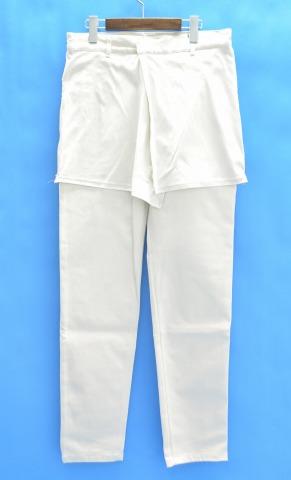 【新品】 DISCOVERED (ディスカバード) ONE OVER PANTS ワンオーバーパンツ 1 L.BEIGE 16SS レイヤード