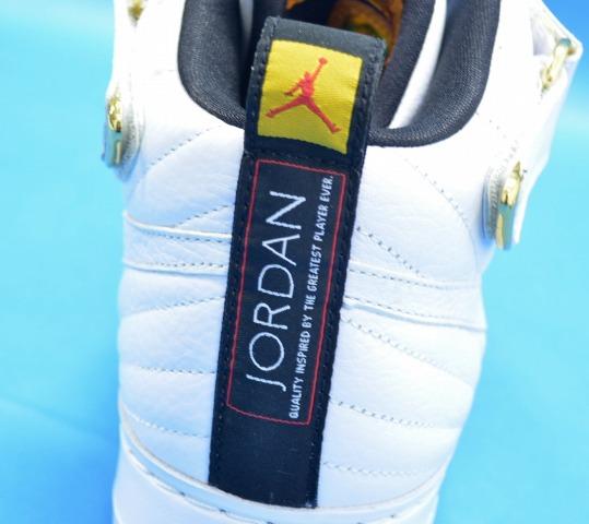 60f88793aea NIKE (Nike) AJF12 AIR JORDAN FUSION 12 Air Jordan fusion WHITE BLACK-TAXI  US12 white   black taxi 23 TH anniversary XII AIR FORCE 1 air force one  sneakers ...