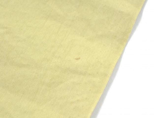 AURALEE(太阳系仪)SELVEDGE WEATHER CLOTH OPEN COLLARED SHIRTS serubitchiuezakurosuopunkaradoshatsu 16SS KHAKI 5黄褐色LONG SLEEVE长袖子耳朵开领子
