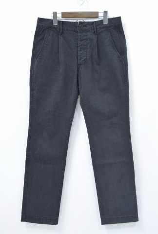 【中古】BEDWIN & THE HEARTBREAKERS (ベドウィン&ザ・ハートブレイカーズ) 10/L MILITARY CHINO PANTS FD