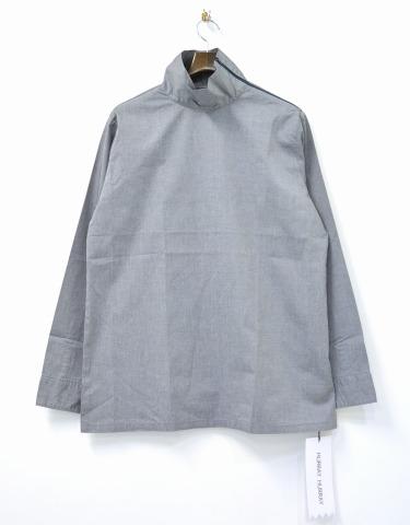【新品】 HURRAY HURRAY (フレイフレイ) Turtle Shirt タートルシャツ 1 BLACK H1425 タートルネック プルオーバー 長袖シャツ
