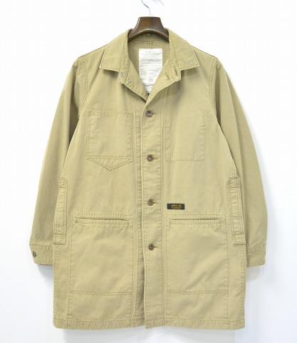 585343c0f5a NEIGHBORHOOD (neighborhood) DEALER / C-COAT dealer coat BEIGE S beige COAT  SHOP ...