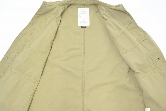 9a249282a47 ... NEIGHBORHOOD (neighborhood) DEALER / C-COAT dealer coat BEIGE S beige  COAT SHOP