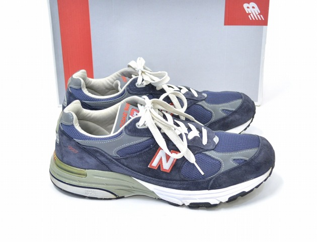the best attitude 8bfc9 c93f2 American limited U.S. forces Coast Guard coastal line USCG COAST GUARD  running shoes NB made in the new balance (New Balance) WR993 CGD sneakers  NAVY ...