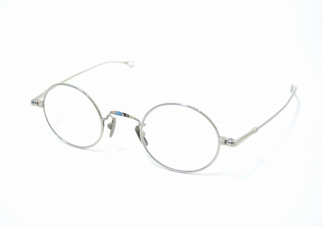 534022e89d Lunor (Luna) LUNOR V mod. 110 glasses SILVER silver five round glasses date  glasses ilsan metal frame antique