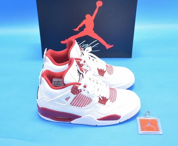 photos officielles 78319 592ea NIKE (Nike) AIR JORDAN 4 RETRO