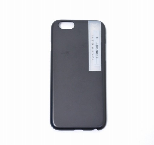 N.HOOLYWOOD (enuhollywood) 绝对 LINKASE 明确 N.HOOLYWOOD iPhone 案例黑色 iphone 6 / 6 s WIFI 信号扩展例