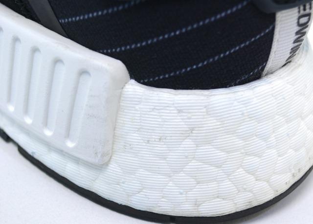 adidas Originals by BEDWIN&THE HEARTBREAKERS(阿迪达斯原始物经由游牧族&这个心断路器)NMD_R1 BEDWIN N M D运动鞋16AW NTGREY/CBLACK/FTWWHT US9 27.0骑士灰色/核心黑色/跑步白SNEAKERS and