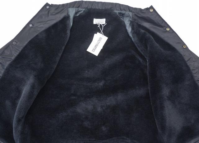 WACKO MARIA(wakomaria)×LEE SCRATCH PERRY(利·刮·培理)BOA COACH JACKET(TYPE-4)毛皮围巾教练茄克16AW BLACK M黑色16FW-WMO-BL29天国东京