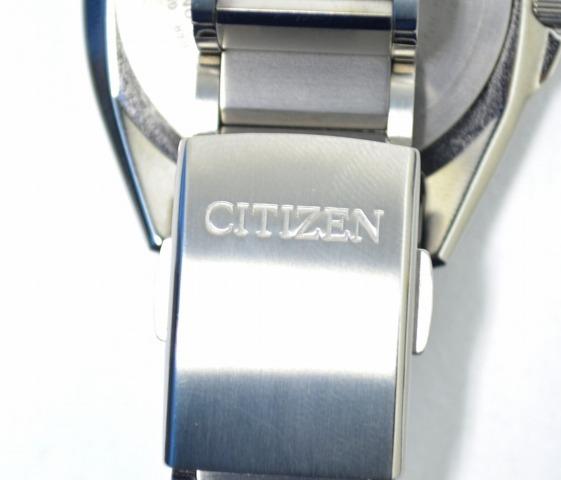 西铁城(居民)ATTESA atessa SILVER×BLUE H149-T017886手表ANALOG WATCH模拟表Eco-Drive环保干燥夏娃