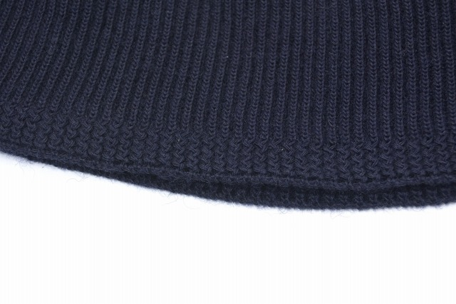 a59c50ba3ed MADE IN JAPAN made in ANATOMICA (Mika Anato) KNIT CAP   WOOL wool knit cap  NAVY navy US Navy US NAVY U.S. forces U.S. forces WATCH ウォッチワッチ BEANIE ...
