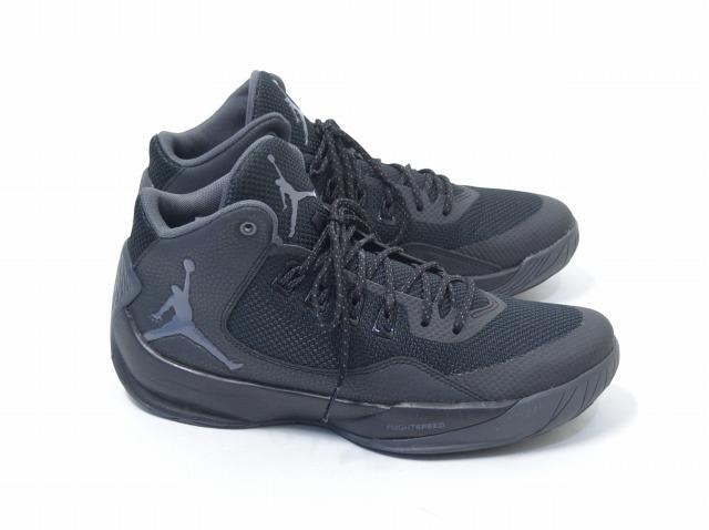 NIKE (Nike) JORDAN RISING HIGH 2 Jordan rising high 2 16FA BLACK/DARK GREY- BLACK-INFRARED US8.5 26.5 black / dark gray / infrastructure red SNEAKERS  ...