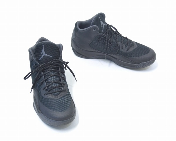 a395c12897b3 NIKE (Nike) JORDAN RISING HIGH 2 Jordan rising high 2 16FA BLACK DARK  GREY-BLACK-INFRARED US8.5 26.5 black   dark gray   infrastructure red  SNEAKERS ...
