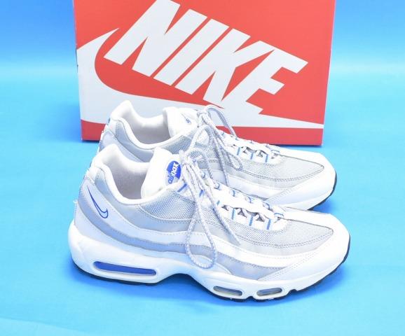quality design 7bedf 5e0bb NIKE (Nike) AIR MAX 95 ESSENTIAL Air Max 95 essential 2016FALL WHITE WHITE  ...