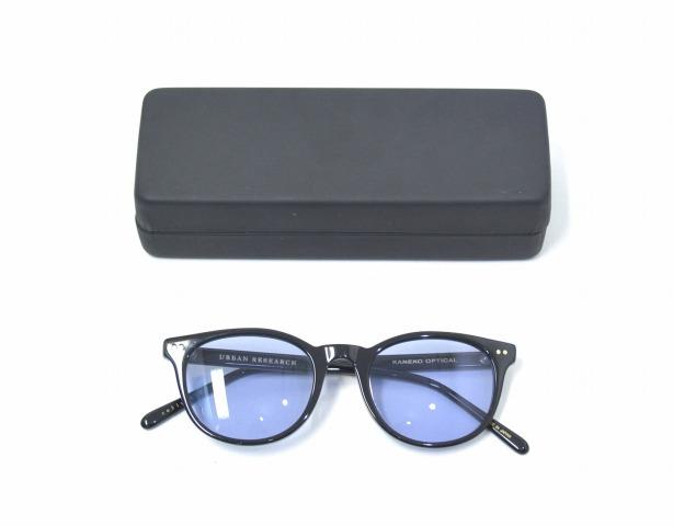 d2013be9bd3 URBAN RESEARCH (Urban research) X KANEKO OPTICAL (Kaneko glasses) COLOR  LENS color lens sunglasses UR-22 BLACK X BLUE black X blue SUNGLASSES  glasses Date ...